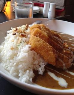 ホーチミン 日本 カレー achaya cafe.JPG