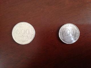 ホーチミン お金 硬貨.JPG