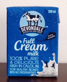 ホーチミンの牛乳Devondaleの小.JPG